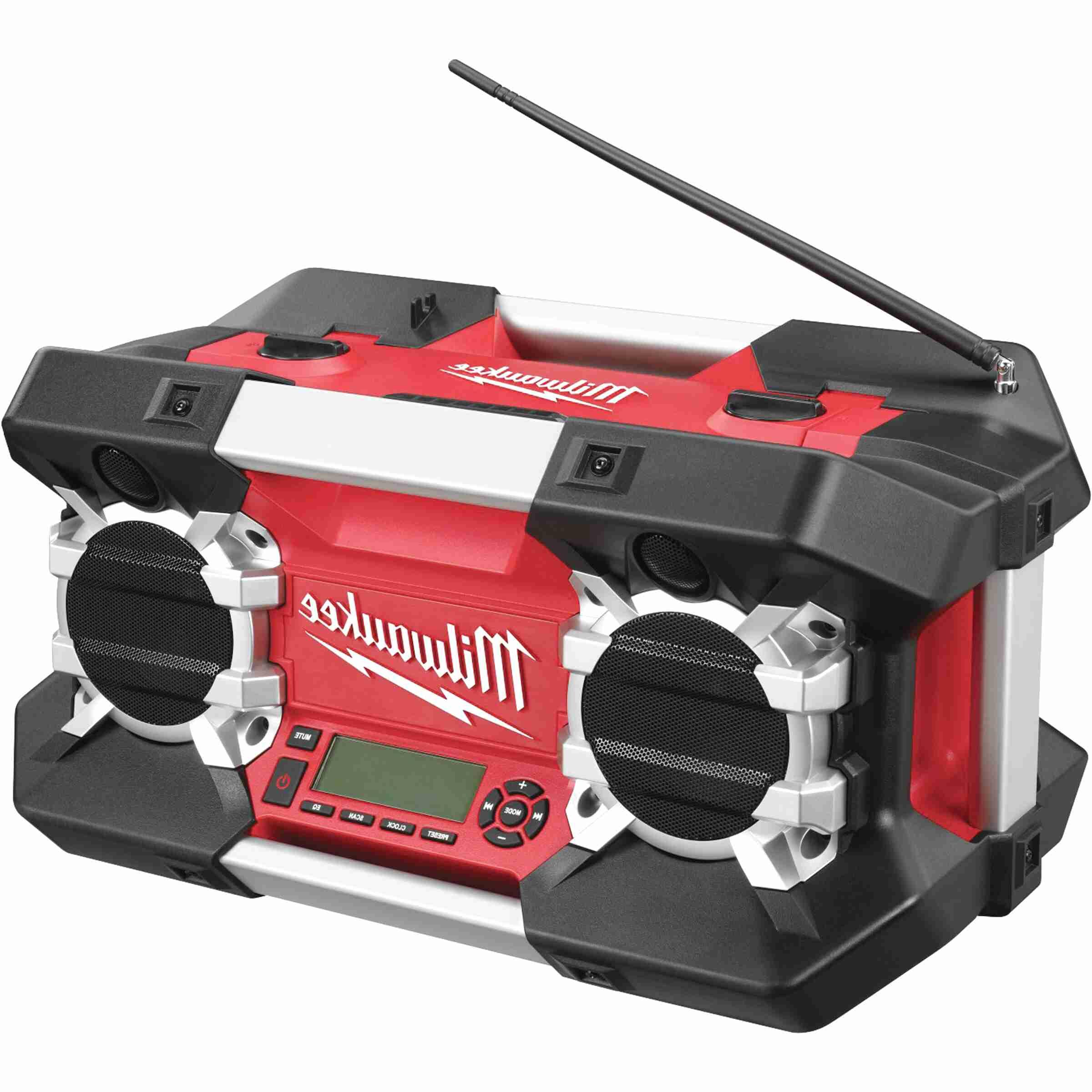 milwaukee radio for sale