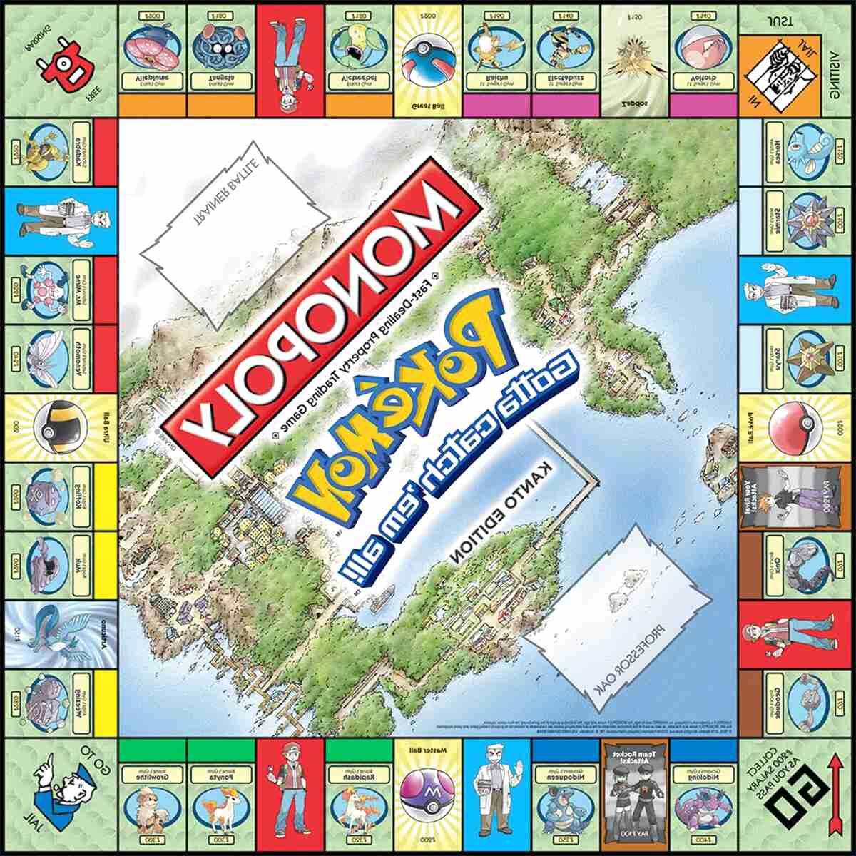 pokemon monopoly for sale