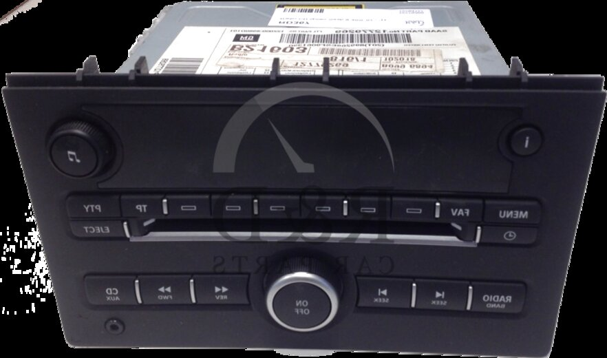 saab 9 3 cd player for sale