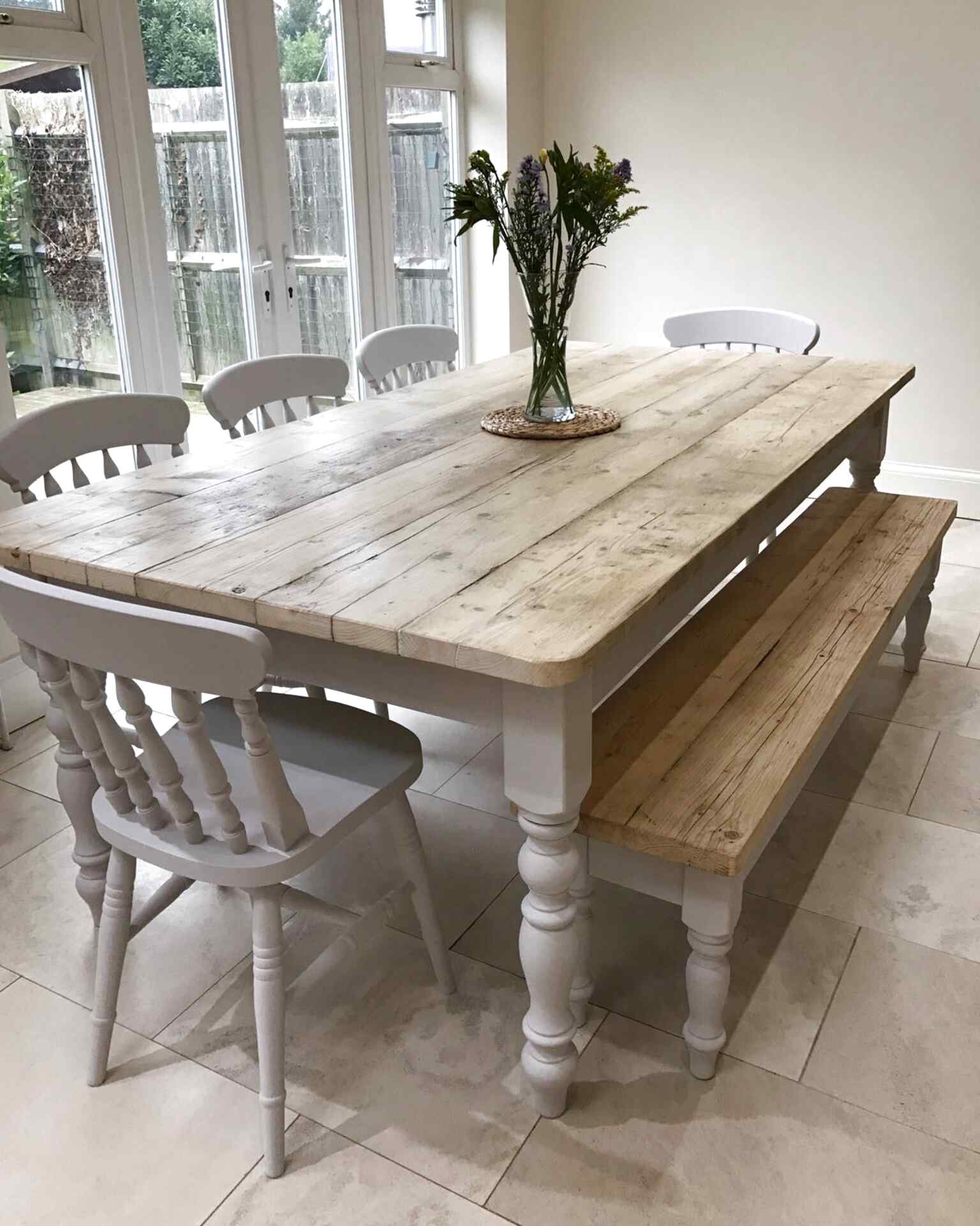 Second Hand Farmhouse Kitchen Table In Ireland