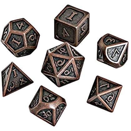 d20 dice set for sale