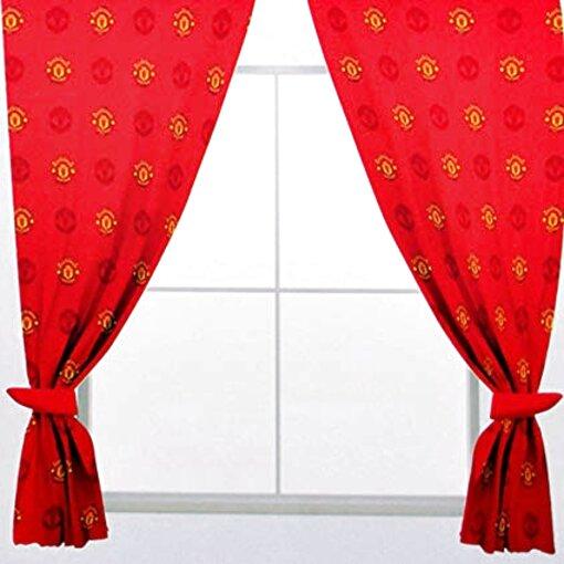 Curtains 66/'/' X 72/'/' Drop Manchester City F.C