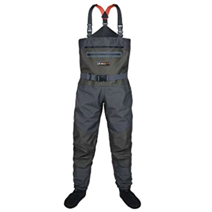 breathable chest waders for sale