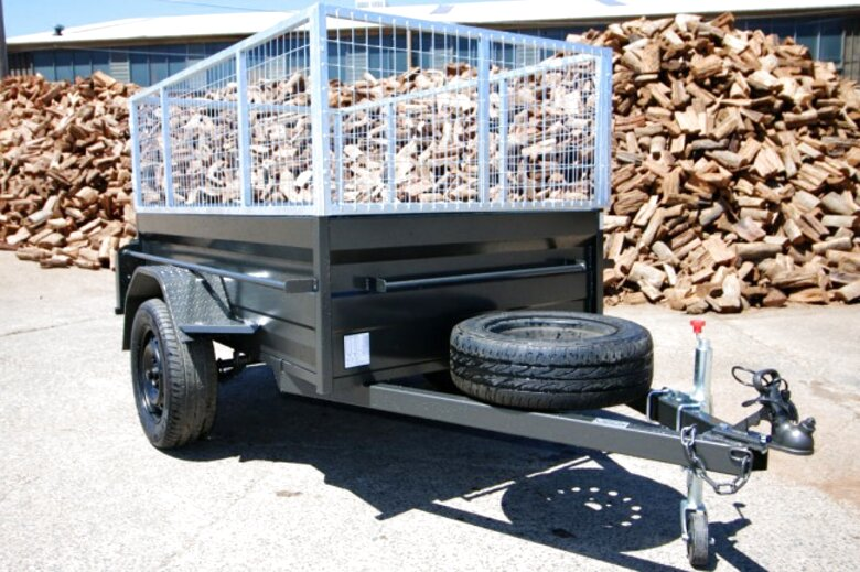 7x4 trailer for sale