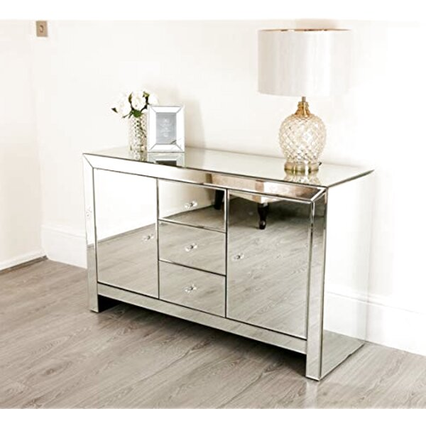 mirrored sideboard for sale