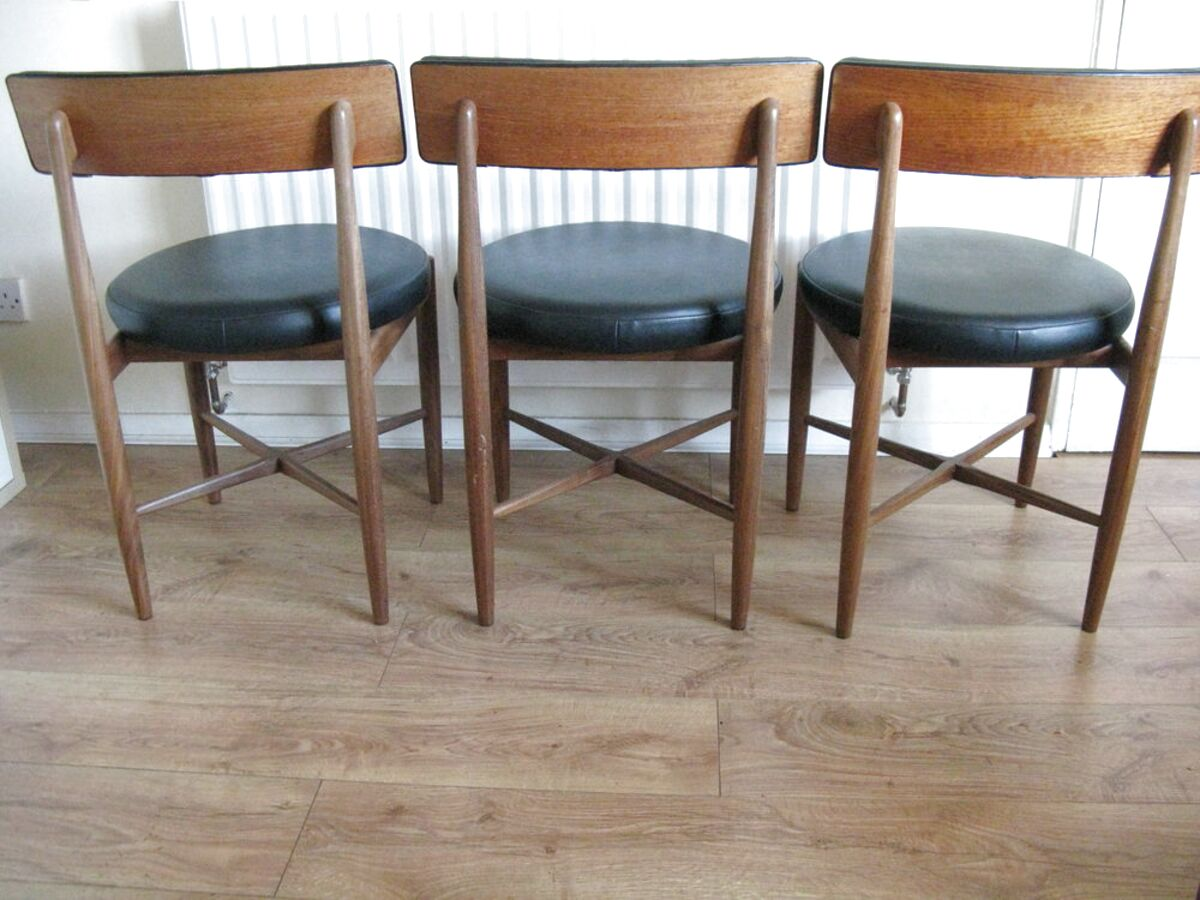 g plan dining chairs for sale
