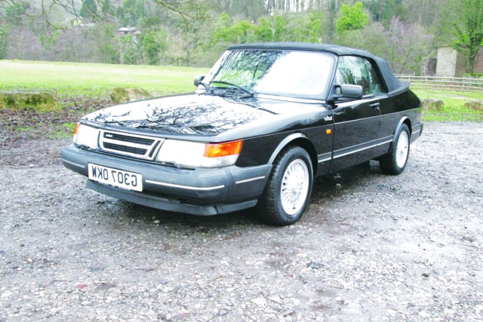 saab 900 turbo classic for sale