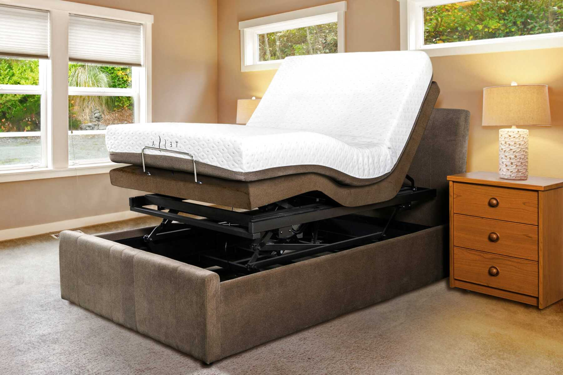 Picture of: Second Hand Electric Adjustable Beds In Ireland