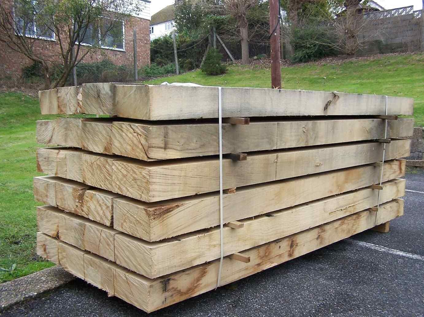 Second hand Oak Sleepers in Ireland   View 20 bargains
