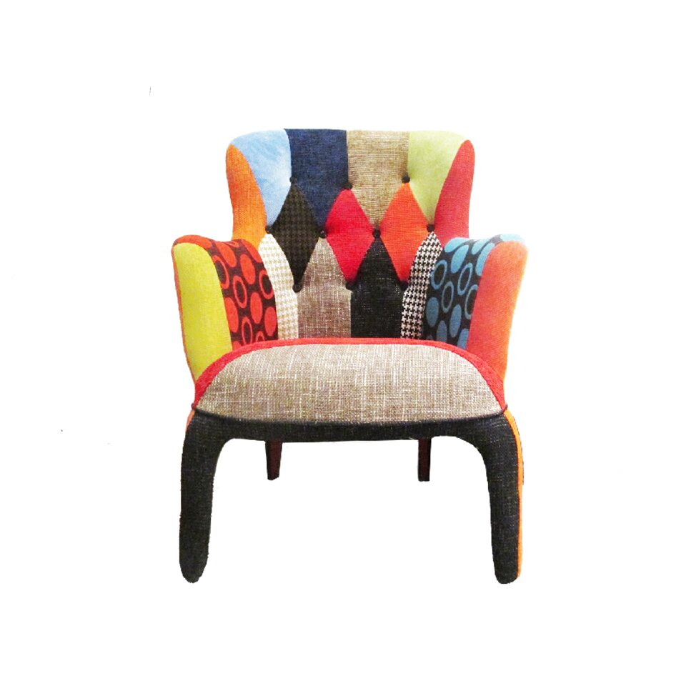 Second hand Patchwork Armchair in Ireland | View 31 ads