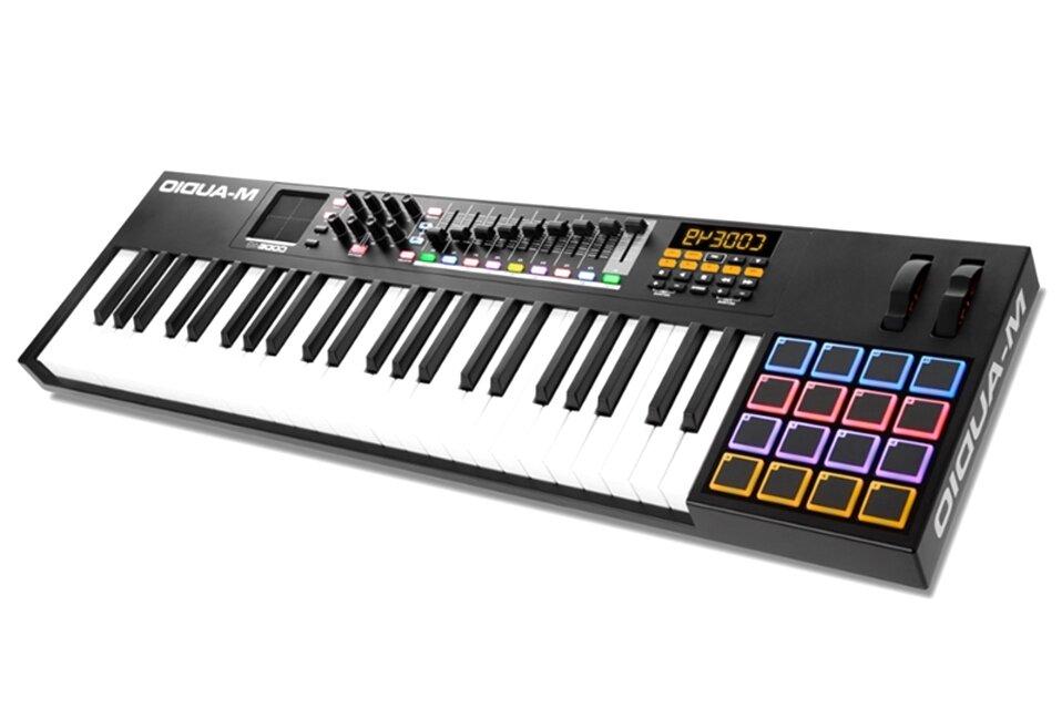 m audio midi keyboard for sale