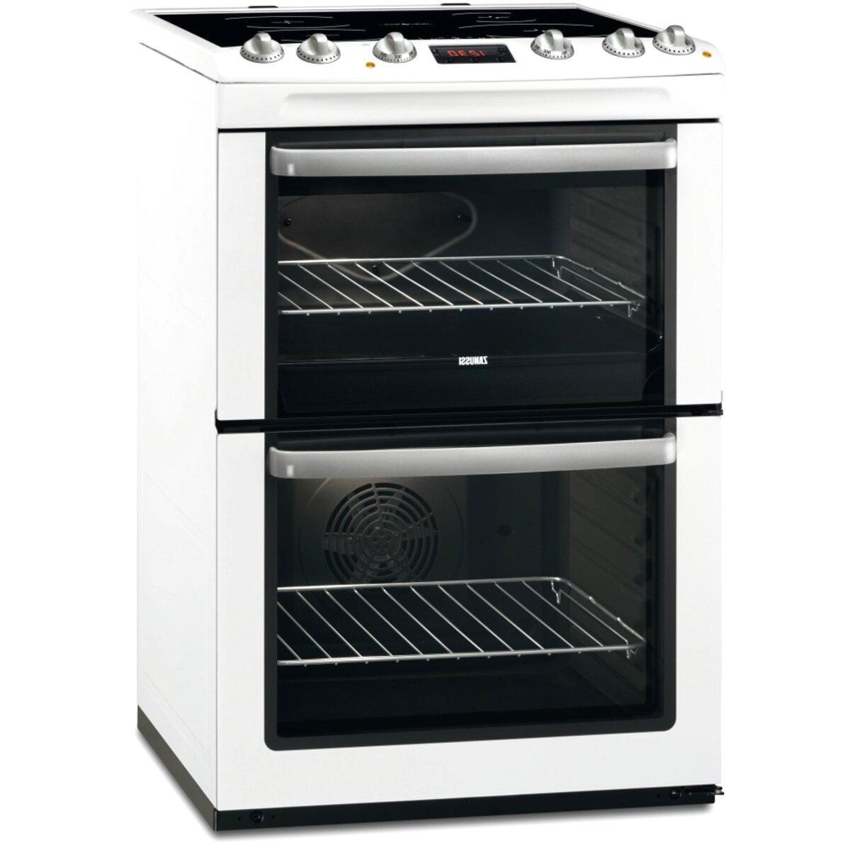 zanussi electric oven for sale