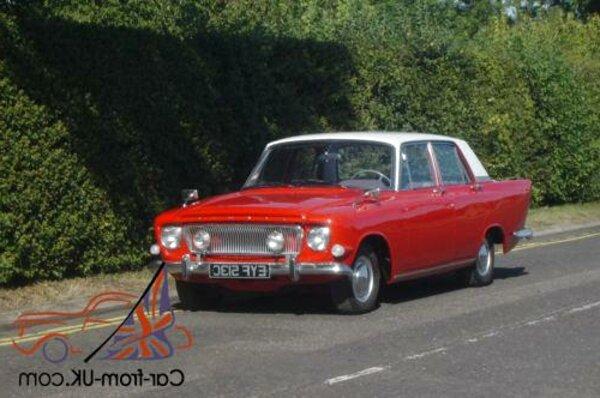 WeatherPRO fits Ford Zodiac Mk3 1962-1966 Car Cover