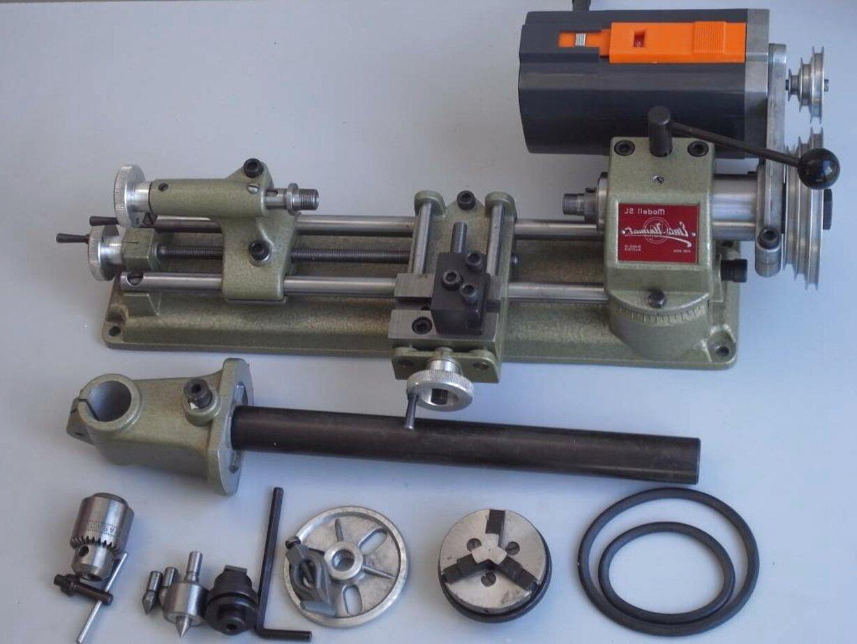 Metalworking Equipment lathe tool post U3 Toolpost for Emco Unimat ...