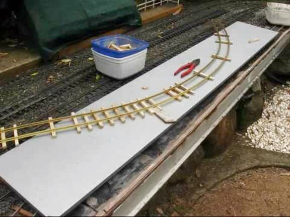 g scale track for sale