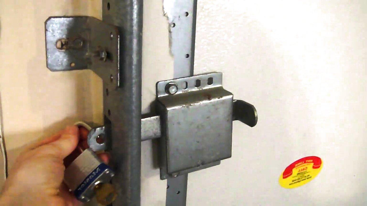 lock garage for sale