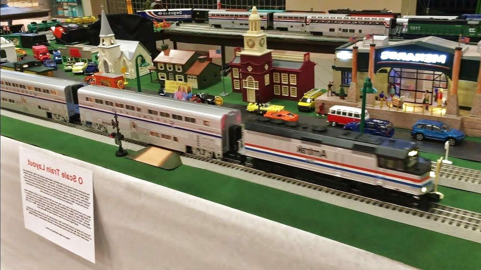 o gauge trains for sale