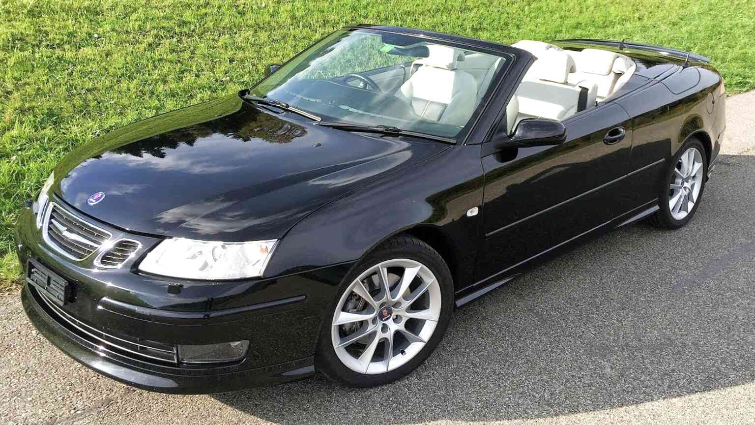 saab 9 3 convertible for sale
