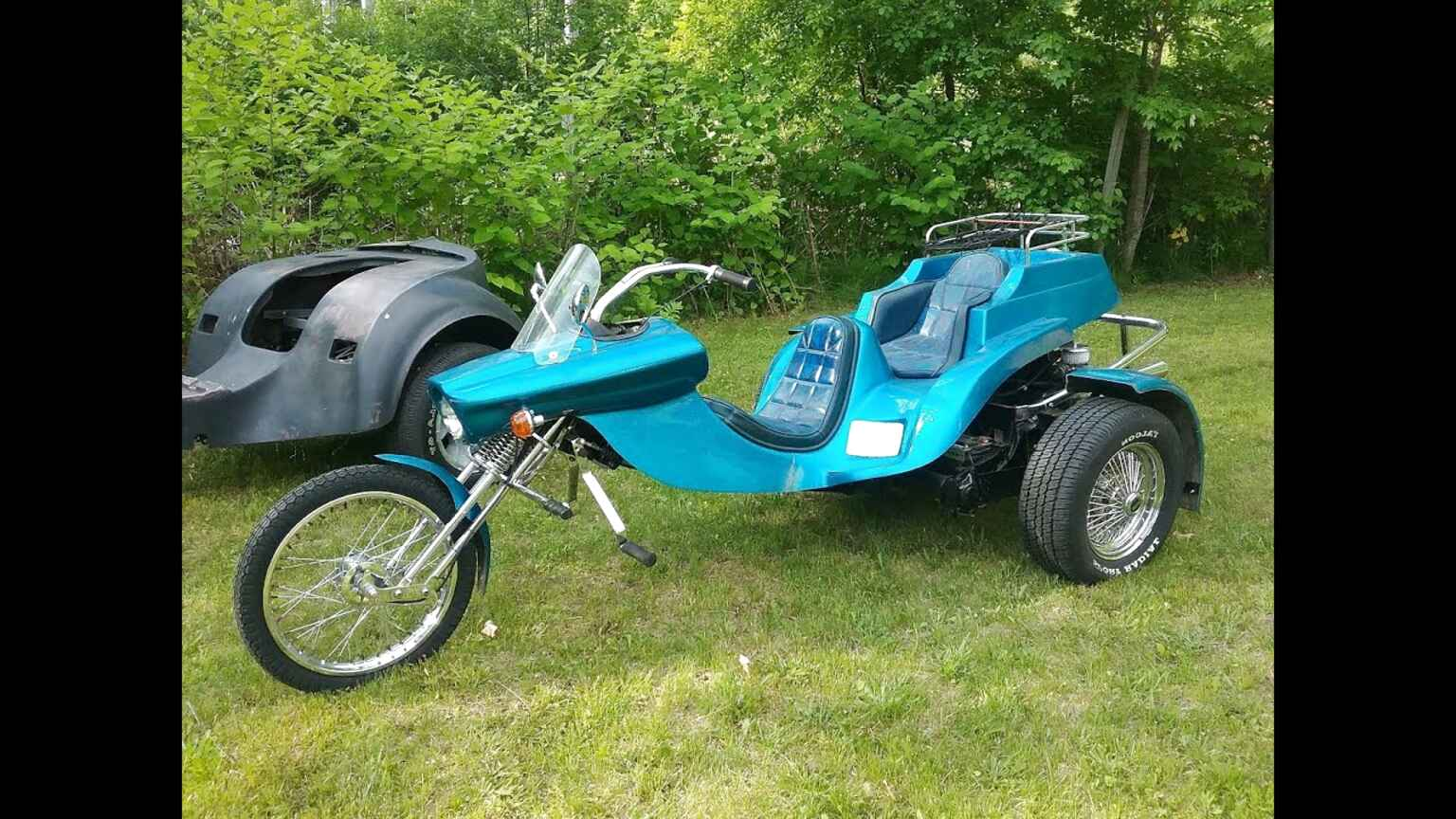 Second Hand Vw Trike In Ireland 38 Used Vw Trikes