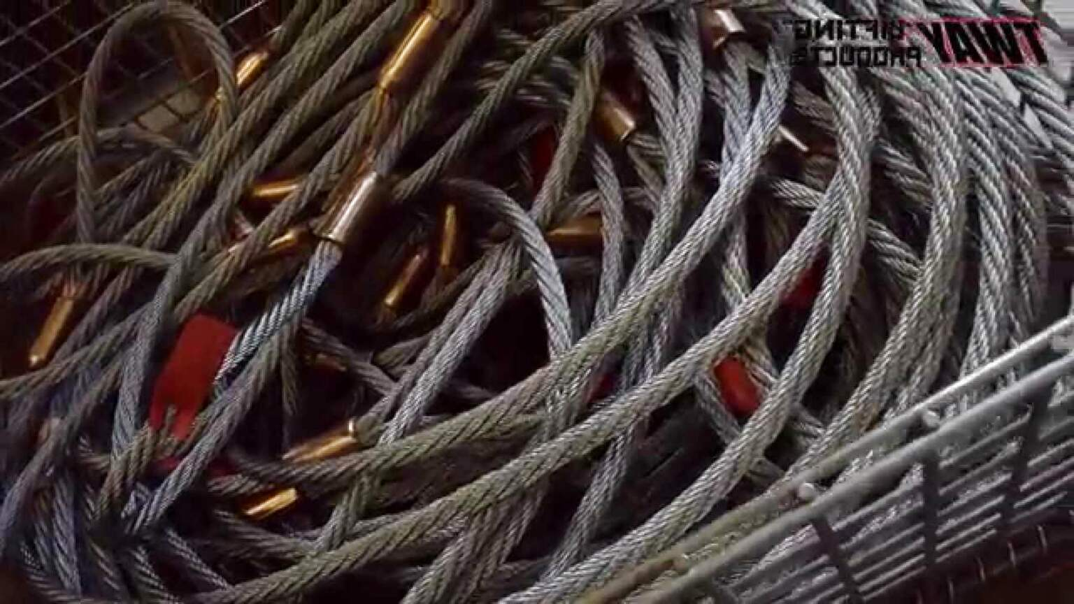 FIXMAN Galvanised Wire Rope 4mm X 10m
