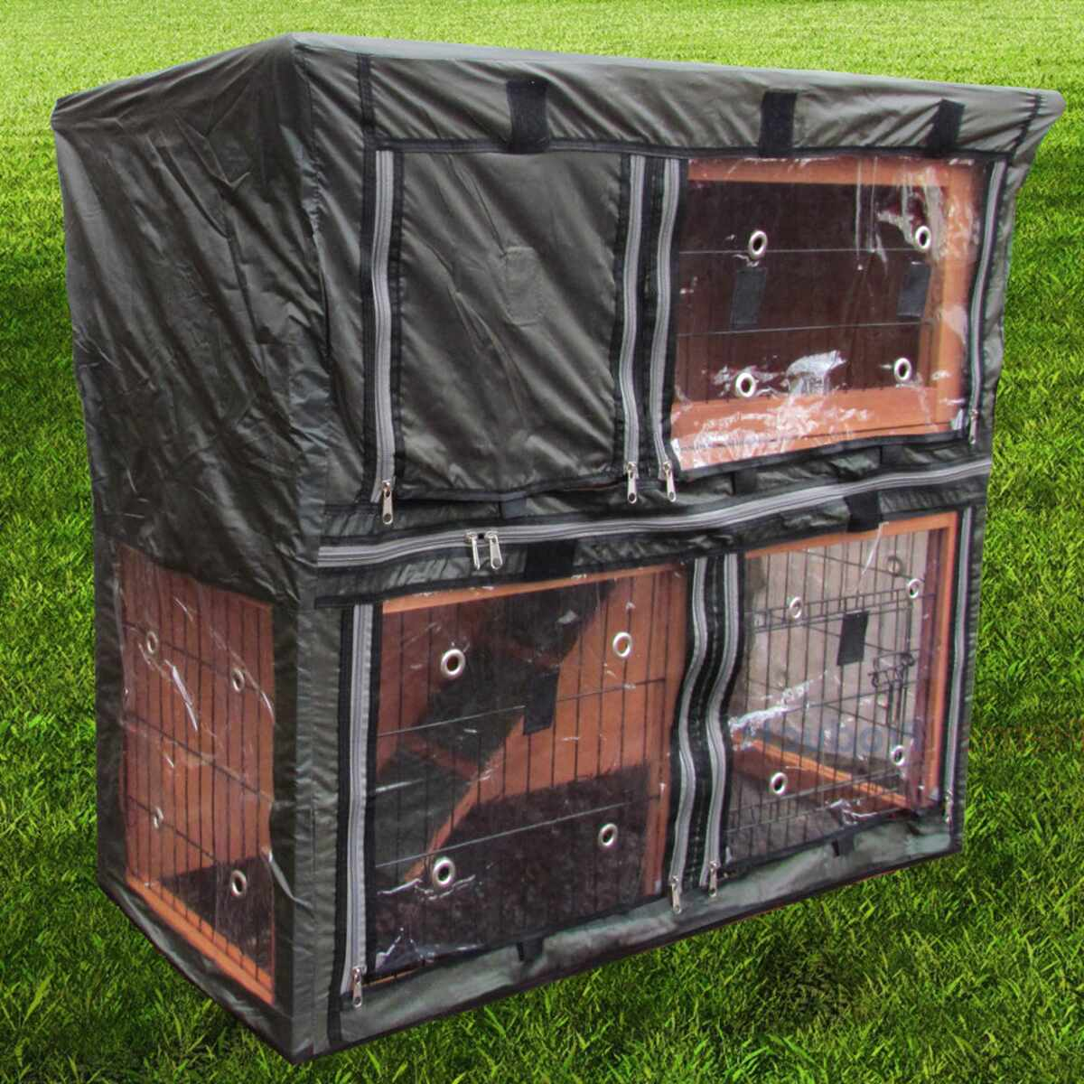 rabbit hutches covers for sale