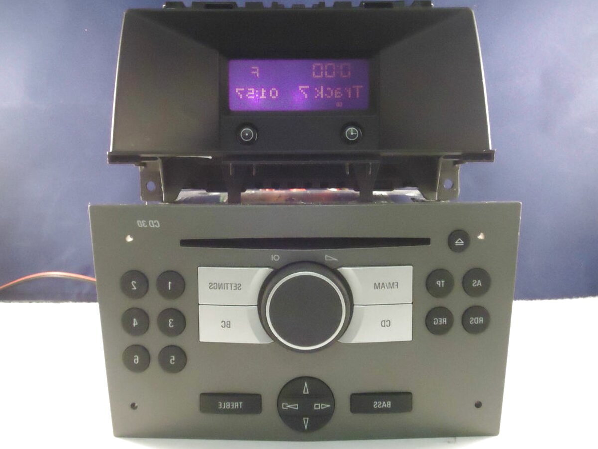 zafira radio for sale