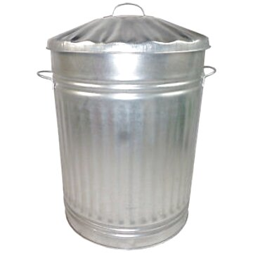 galvanised bin for sale