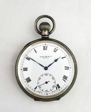 j w benson pocket watch for sale