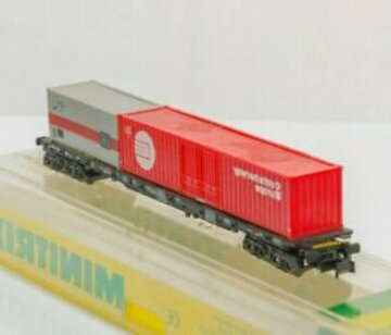 n gauge bogie wagons for sale