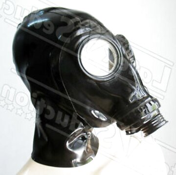 rubber gas mask for sale