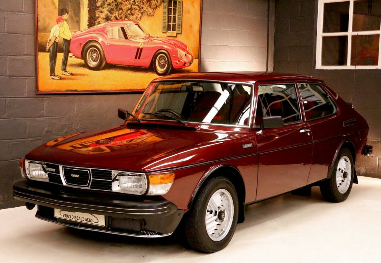 saab classic for sale