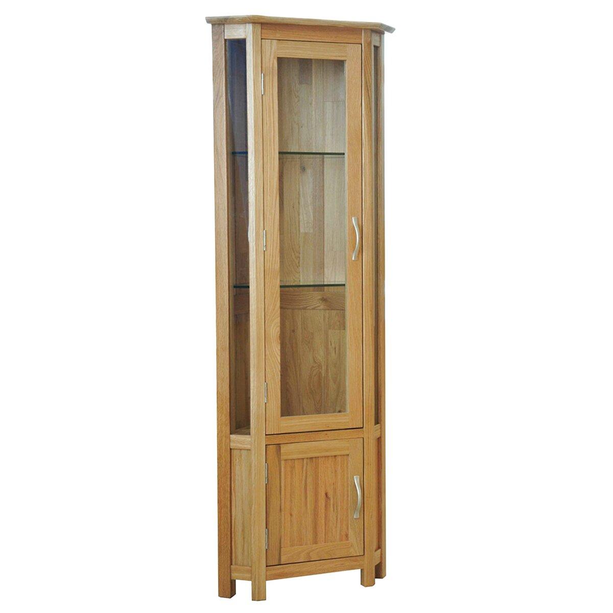 Second hand Corner Display Cabinets in Ireland